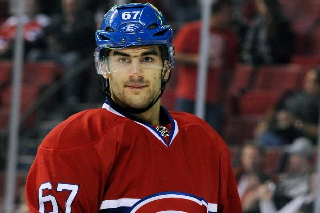 Max Pacioretty out 3-4 Weeks After Appendicectomy