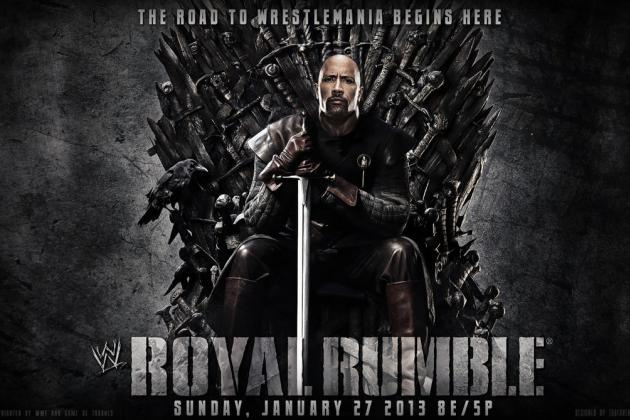 WWE Royal Rumble 2013 Live Results, Reaction and Analysis
