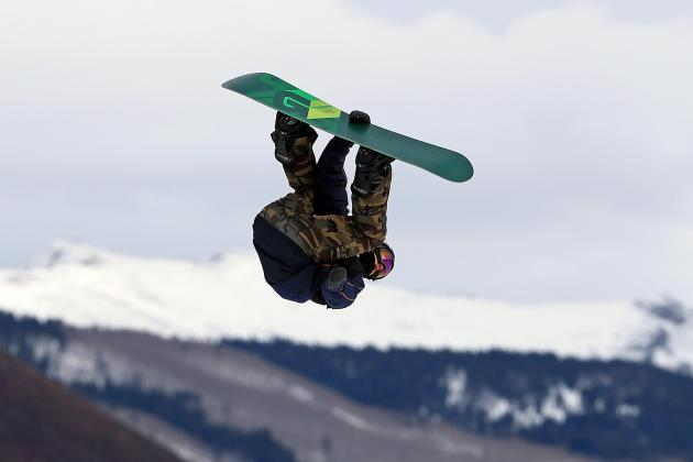 Shaun White's Struggles Prove How Talented Mark McMorris Is