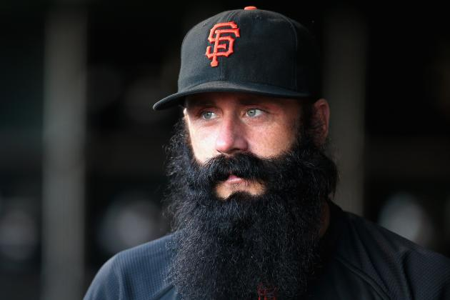 Detroit Tigers Not Likely to Pursue Free-Agent Closer Brian Wilson