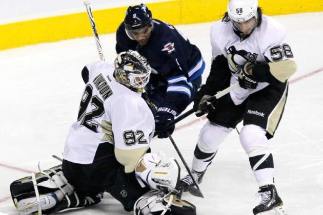 Talent Is There for Penguins, but Effort Lacking