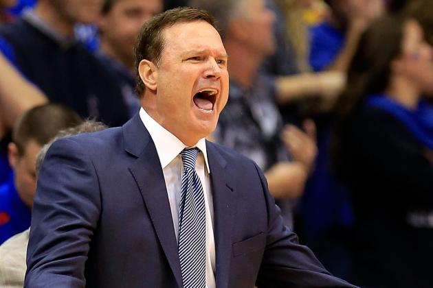 Self Not Sold on KU at No. 1 After Win over OU