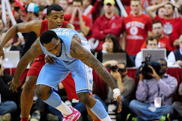 No. 18 NC State 91, North Carolina 83
