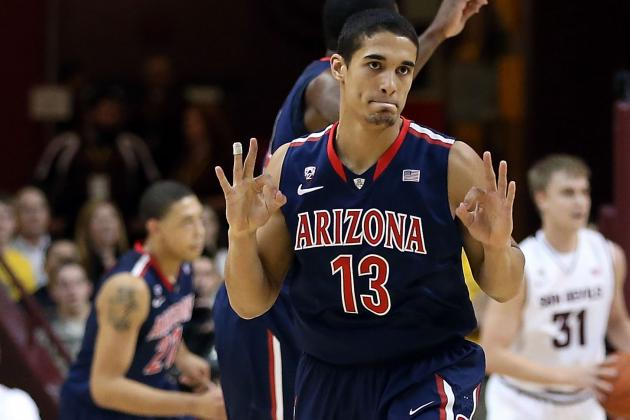 Arizona rebounds from loss with rout of USC