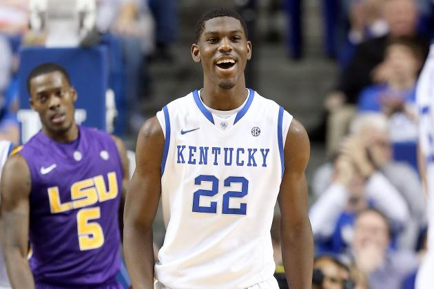 Calipari Finally 'Proud' of Poythress