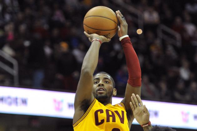 Kyrie Irving 3-Pointer Lifts Cleveland Cavaliers over Toronto Raptors, 99-98