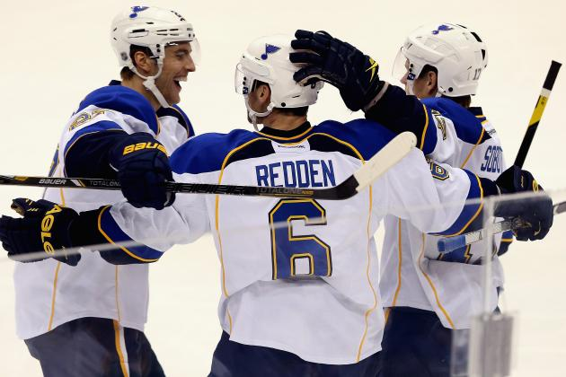 VIDEO: Watch Wade Redden Score His First Goal Since 2010