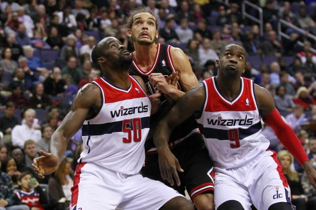 The Chicago Bulls Take An Embarrassing Loss To The Revamped Washington Wizards