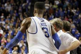 'Cats Narrowly Avoid Late Technical Foul vs. LSU
