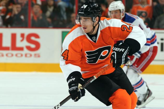 Flyers Beat Panthers 7-1