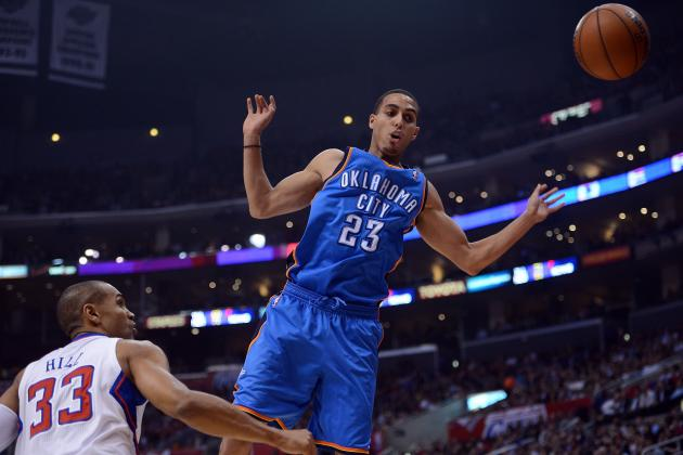 Kevin Martin Wants to Stay with Kevin Durant and Russell Westbrook