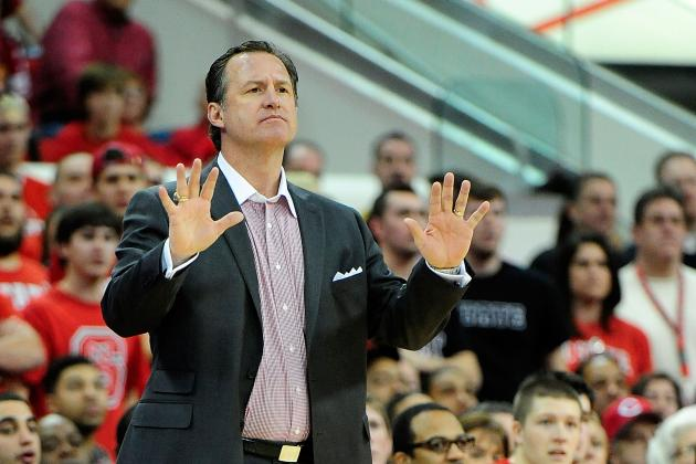 No. 18 Wolfpack Soars over UNC, 91-83
