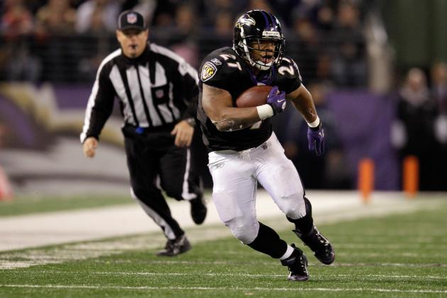 Super Bowl XLVII: How Ravens Can Get the Most out of Run Game Against 49ers
