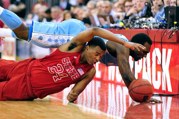 N.C. State Runs over North Carolina