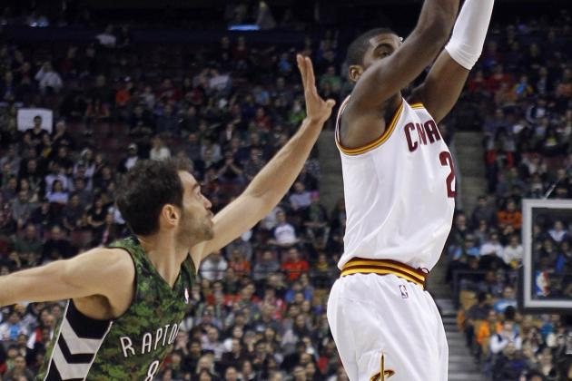 Raptors Fail to Seal Deal Yet Again in Loss to Cavaliers