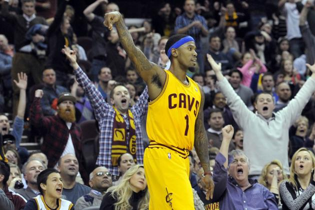 Daniel Gibson out for Game with Toe Injury
