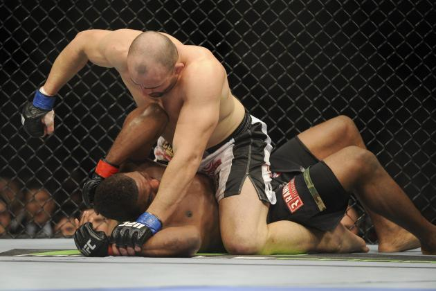 UFC on Fox 6: Glover Teixeira Good, Not Ready for Jon Jones