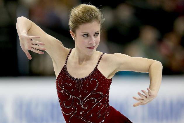 Ashley Wagner Wins 2nd Straight Gold at US Figure Skating Championships