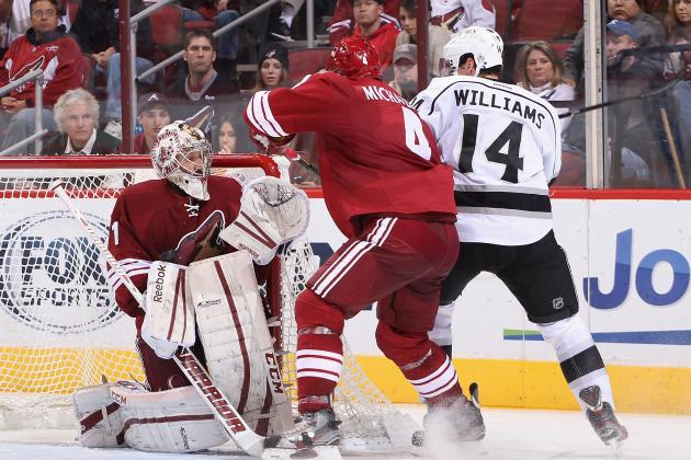 Turnovers and Giveaways Continue to Hurt Phoenix Coyotes