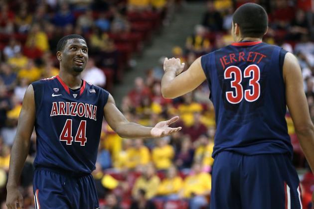 Arizona Bounces Back, Shuts Down USC