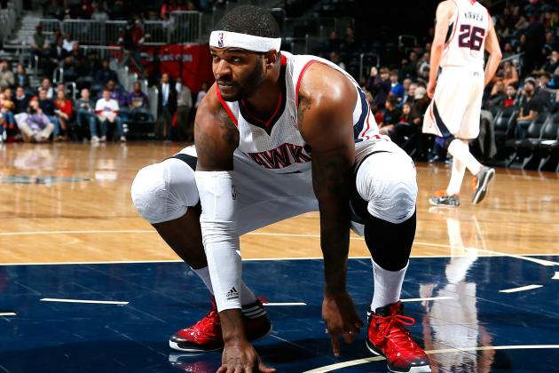 Denver Nuggets Must Trade for Atlanta Hawks' Josh Smith