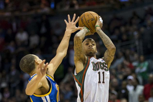 Monta Ellis' Clutch Three Burns Warriors