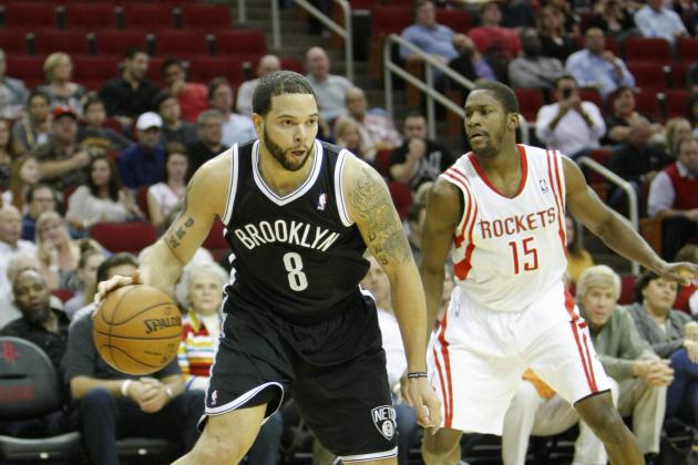 Williams Starts Strong, but Nets Don't Follow in Loss to Rockets