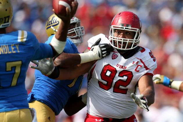 2013 NFL Mock Draft: Teams That Need Top Defensive Help in First Round