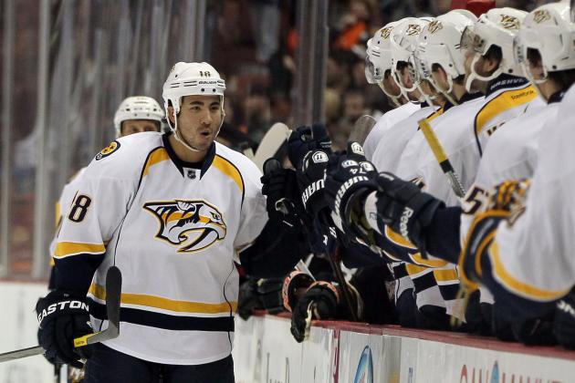 ESPN Gamecast: Predators vs. Ducks