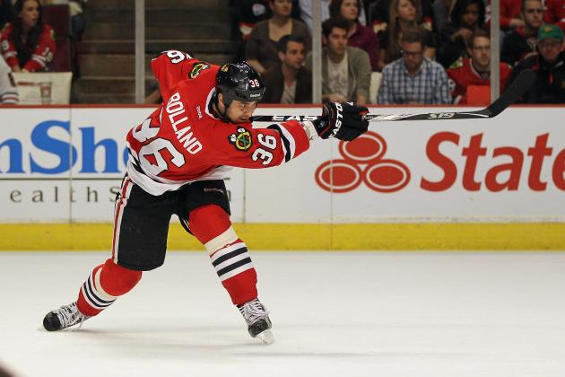 Chicago Blackhawks: Why Dave Bolland Is a Good Fit for the 2nd Line