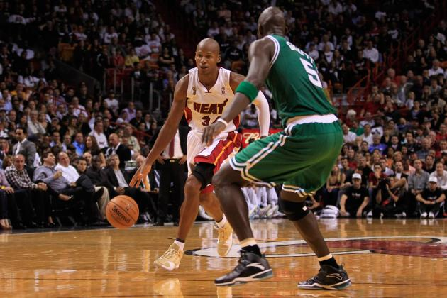 Face It, Boston Celtics Are Worse Without Ray Allen