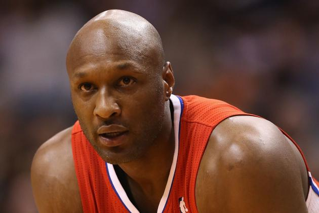 Clippers Look for Lamar Odom to Shoot More