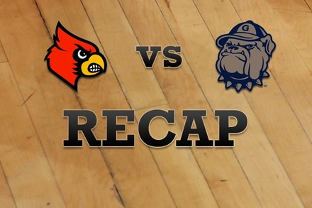 Louisville vs. Georgetown: Recap and Stats