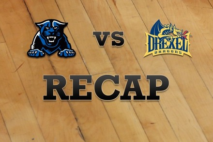 Georgia State vs. Drexel: Recap and Stats