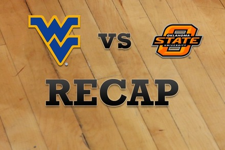 West Virginia vs. Oklahoma State: Recap and Stats