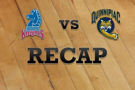 Fairleigh Dickinson vs. Quinnipiac: Recap and Stats