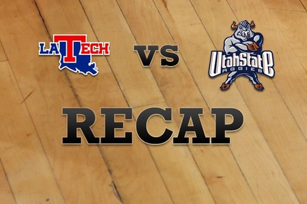 Louisiana Tech vs. Utah State: Recap and Stats