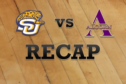Southern University vs. Alcorn State: Recap and Stats