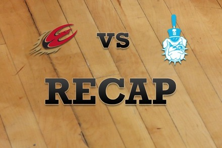 Elon vs. Citadel: Recap and Stats