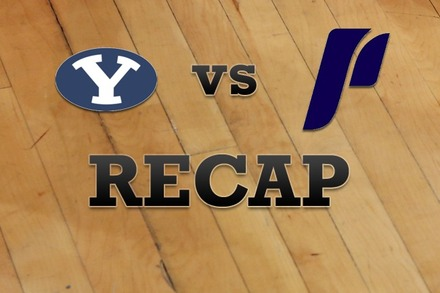 Brigham Young vs. Portland: Recap and Stats