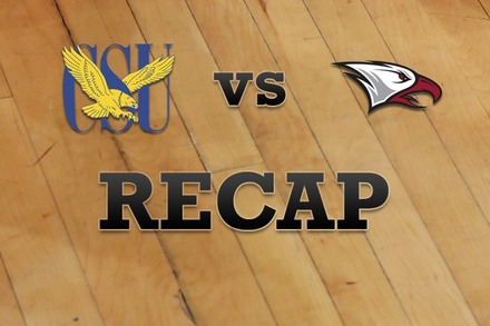 Coppin State vs. NC Central: Recap and Stats