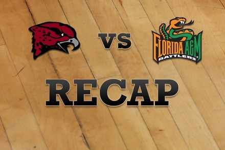 UMD Eastern Shore vs. Florida A&M : Recap and Stats