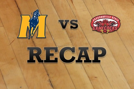 Murray State vs. Jacksonville State: Recap and Stats