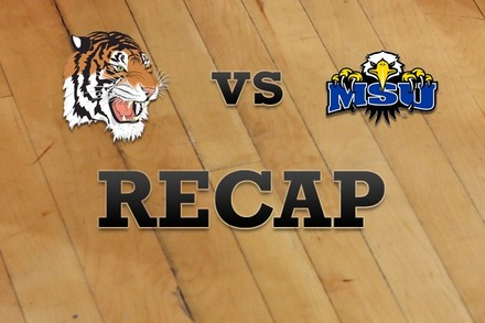 Tennessee State vs. Morehead State: Recap and Stats