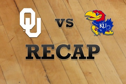 Oklahoma vs. Kansas: Recap and Stats