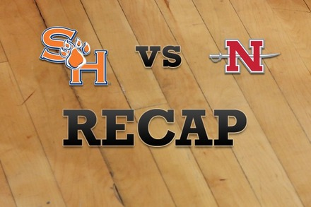 Sam Houston State vs. Nicholls State: Recap and Stats