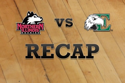 Northern Illinois vs. Eastern Michigan: Recap and Stats
