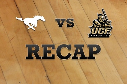 Southern Methodist vs. UCF: Recap and Stats