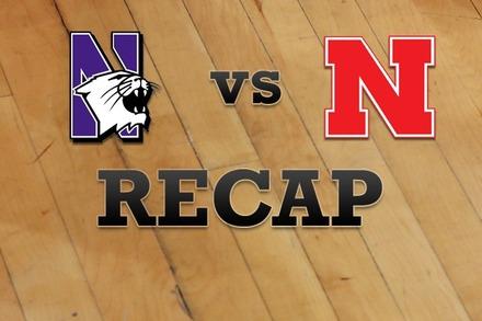 Northwestern vs. Nebraska: Recap and Stats