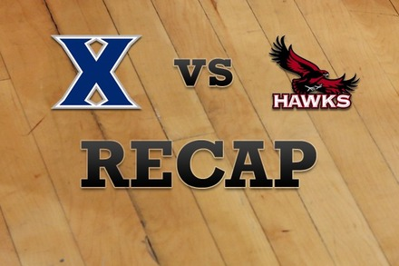 Xavier vs. Saint Joseph's: Recap and Stats